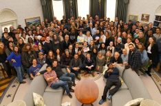 'Madam Secretary' Cast Says Goodbye as Final Season Wraps Filming (PHOTOS)