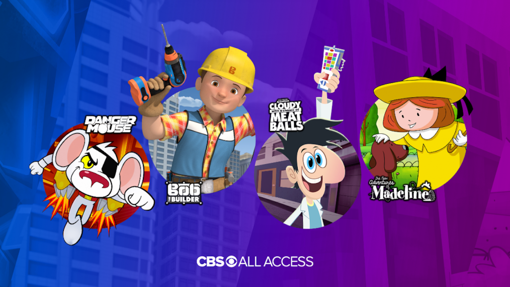 Nickelodeon Programming Is Coming to CBS All Access