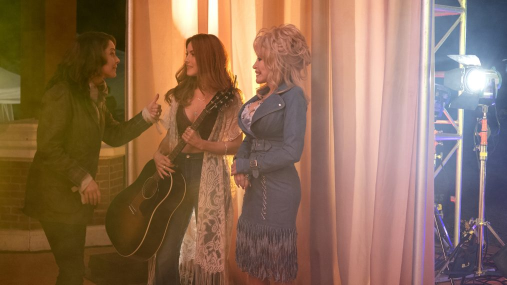 Kimberly Williams-Paisley on the Tension of 'Jolene' in 'Dolly Parton's Heartstrings'