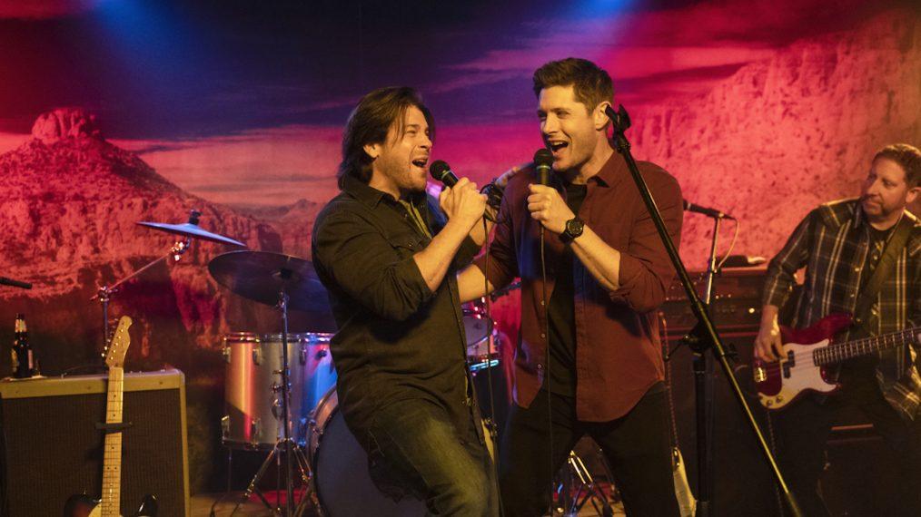 'Supernatural': Jensen Ackles Sings & Christian Kane Guest Stars (PHOTOS)