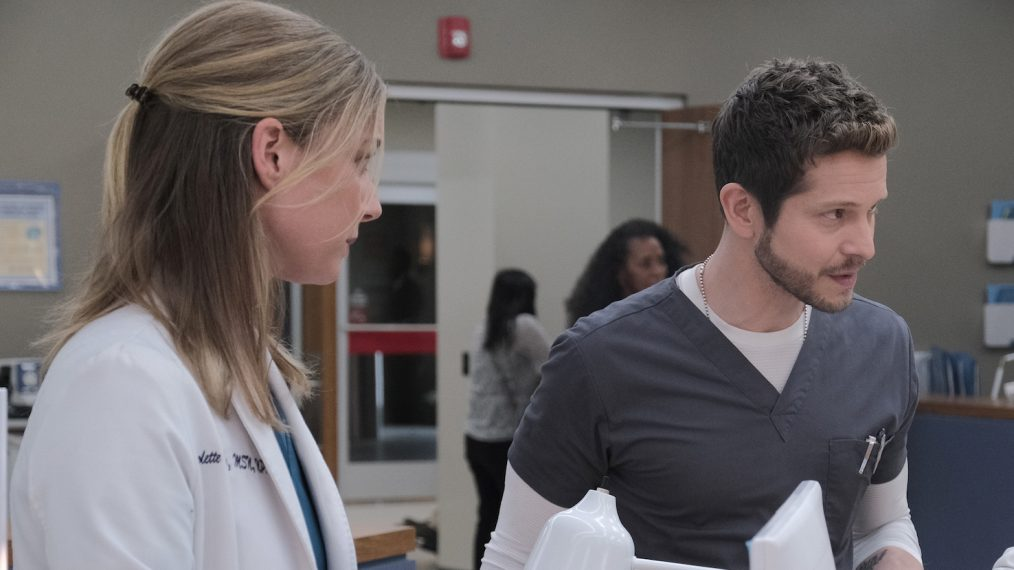 'The Resident': Will Conrad Go Too Far to Get Answers About Jessie's Death? (RECAP)