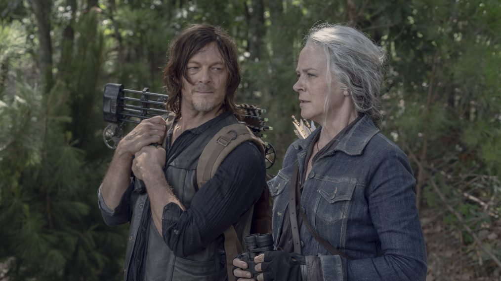 The 17 Best Carol-Daryl Moments on 'The Walking Dead' (PHOTOS)