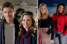 10 TV Show Reunions in Hallmark & Lifetime Christmas Movies (PHOTOS)