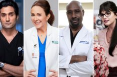 Meet the New Docs of 'Chicago Med,' 'New Amsterdam,' 'The Resident' & 'Carol's Second Act'