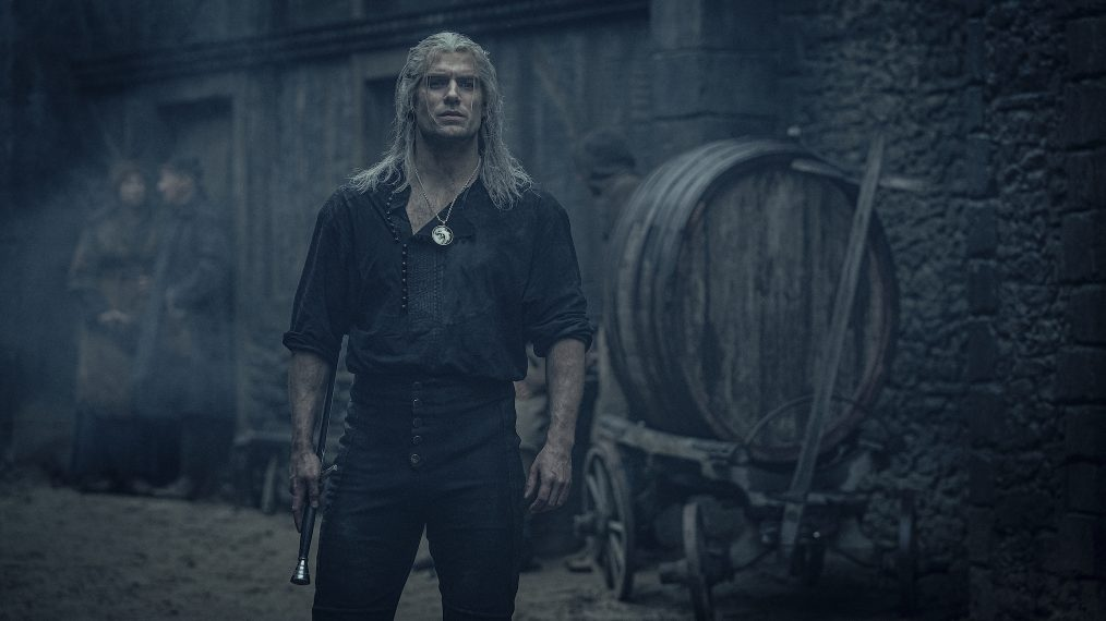 'The Witcher's Henry Cavill Says 'Tough' Geralt Has a 'Heart of Gold'