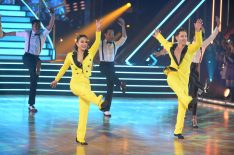 See Ally Brooke's 'DWTS' Performances: From Her Lowest to Perfect Scores (VIDEO)