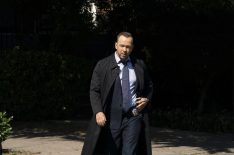 Donnie Wahlberg on Danny's 'Blue Bloods' 'Triangle' With Baez & Maggie