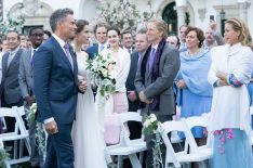 Look Who's Back for the 'Madam Secretary' Series Finale McCord Wedding (PHOTOS)