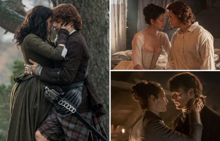 Outlander Steamy cover