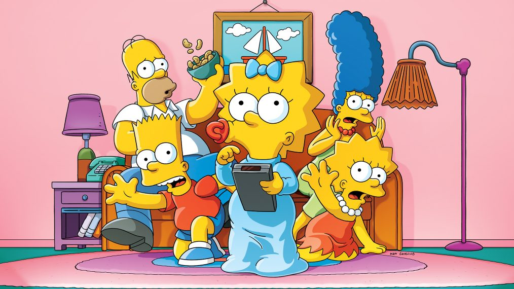 Image result for The Simpsons (1989) (all 30 seasons)