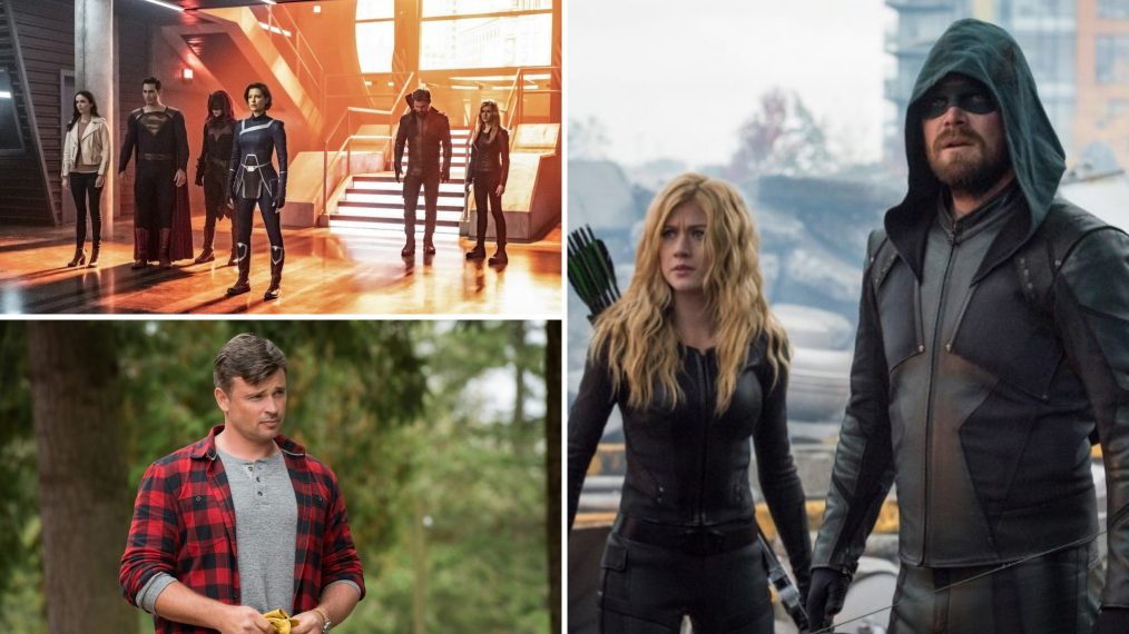 The Multiverse for Dummies — Plus, First Look Pics From the 'Crisis' Crossover! (PHOTOS)