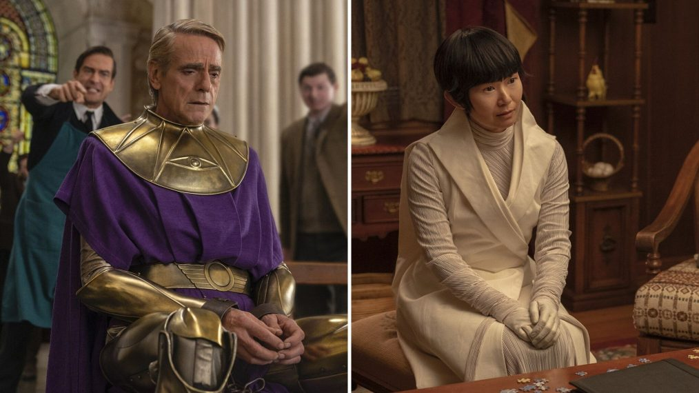 Watchmen': Could Adrian Veidt's Ozymandias Be Lady Trieu's Father ...