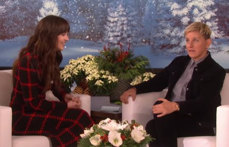 Awkward TV Interviews, Dakota Johnson, Ellen DeGeneres