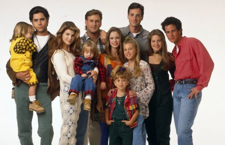 JOHN STAMOS;DYLAN/BLAKE TUOMY-WILHOIT;LORI LOUGHLIN;DAVE COULIER;ANDREA BARBER;MARY-KATE/ASHLEY OLSEN;JODIE SWEETIN;BOB SAGET;CANDACE CAMERON;SCOTT WEINGER