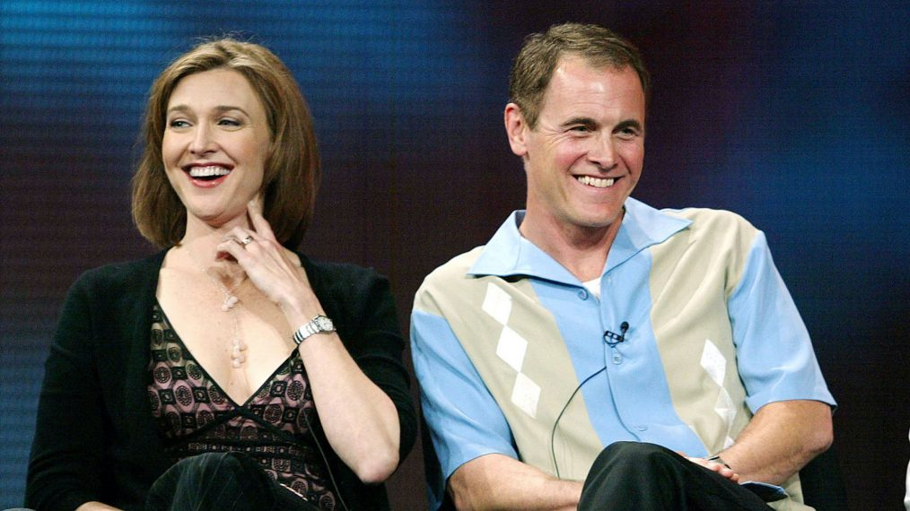 Malcolm in the Middle Guest Stars, Brenda Strong, Mark Moses