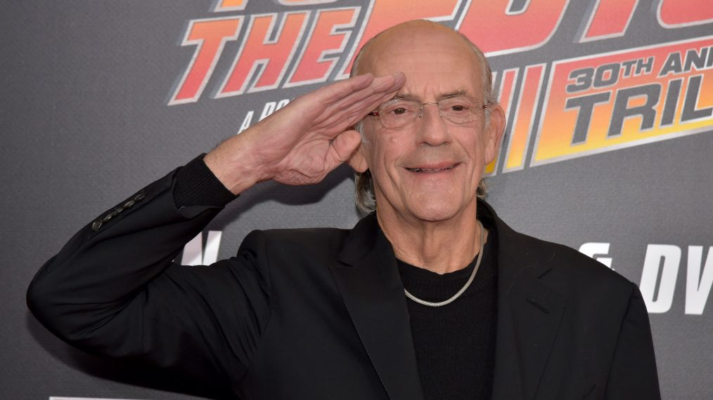 Malcolm in the Middle Guest Stars, Christopher Lloyd