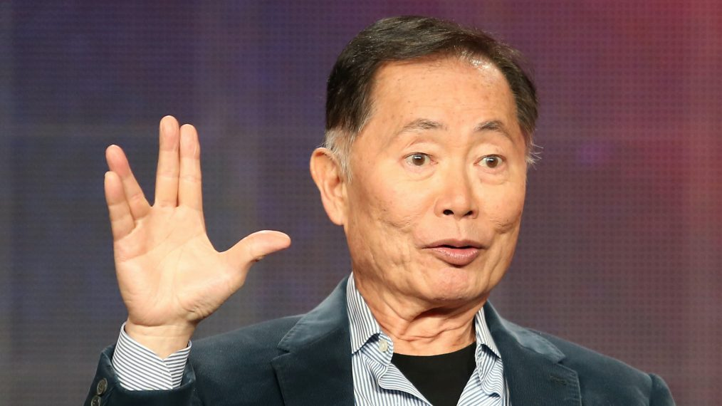 Malcolm in the Middle Guest Stars, George Takei