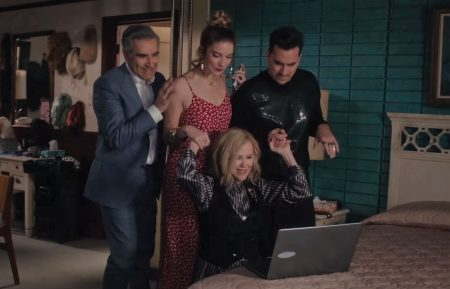 schitt's creek final season trailer