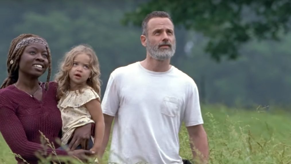 TV Shows in Demand, The Walking Dead