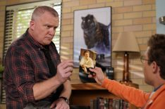 First Look: Anthony Michael Hall Stops by 'The Goldbergs' to Guide Adam (PHOTOS)