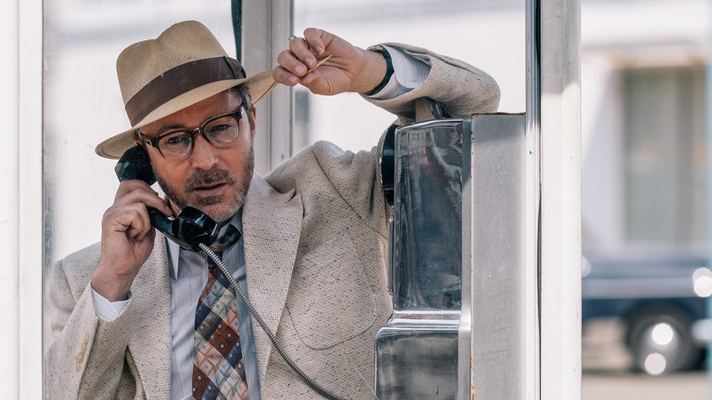 'Project Blue Book's Aidan Gillen on Season 2's Dive Into Roswell, New Mexico