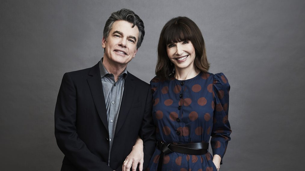Peter Gallagher Mary Steenburgen Zoey's Extraordinary Playlist