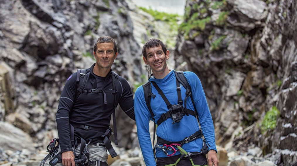 Does Alex Honnold Eat Ants While 'Running Wild With Bear Grylls'? (VIDEO)
