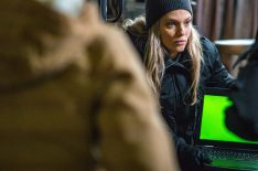 'Chicago P.D.'s Tracy Spiridakos on Hailey Recognizing Her Feelings for Jay