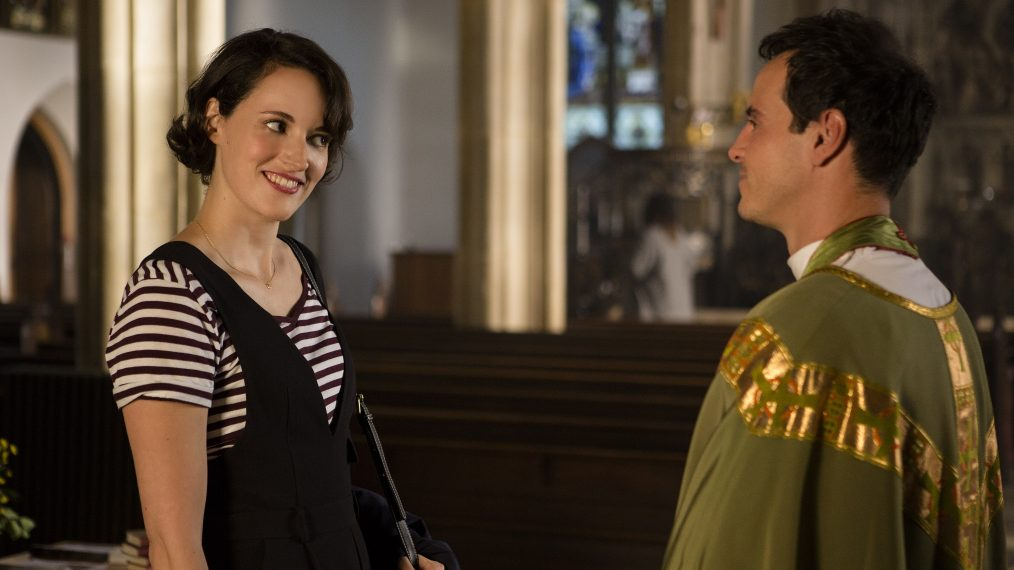 Andrew Scott Teases New Project With 'Fleabag' Costar Phoebe Waller-Bridge