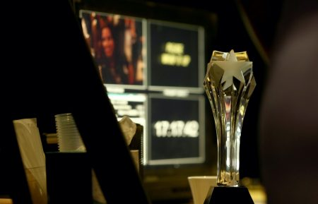 Critics' Choice Awards Trophy