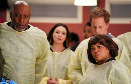 Grey's Anatomy Season 16 Episode 10, Richard Webber, Amelia Shepherd, Tom Koracick, Miranda Bailey