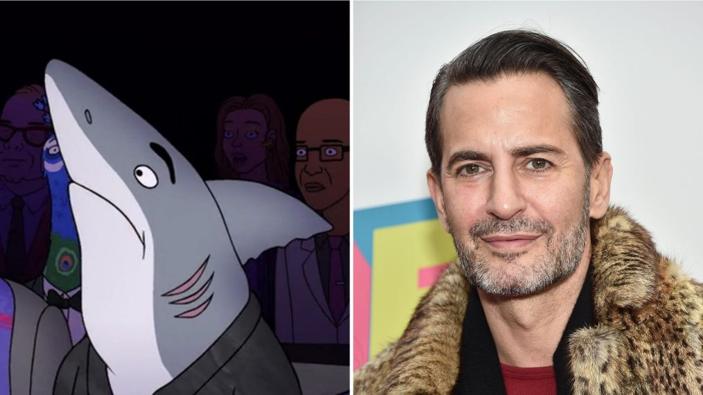 Marc Jacobs as Sharc Jacobs in BoJack Horseman