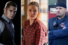 Joe Minoso & Tracy Spiridakos Tease Roman's Return in 'Chicago Fire'-'PD' Crossover