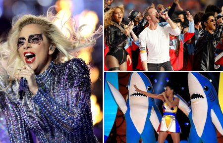 Super Bowl Halftime Shows