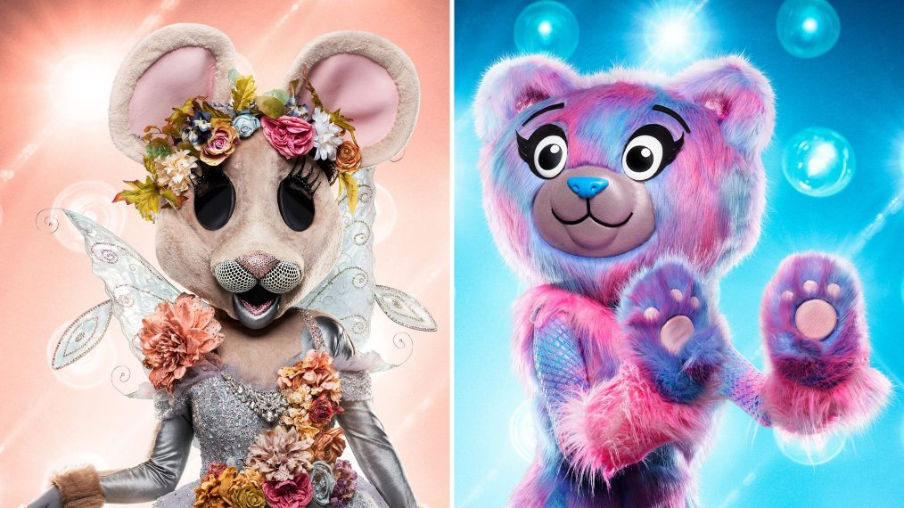 First Look: Meet 'The Masked Singer' Season 3's Mouse & Bear (PHOTOS)