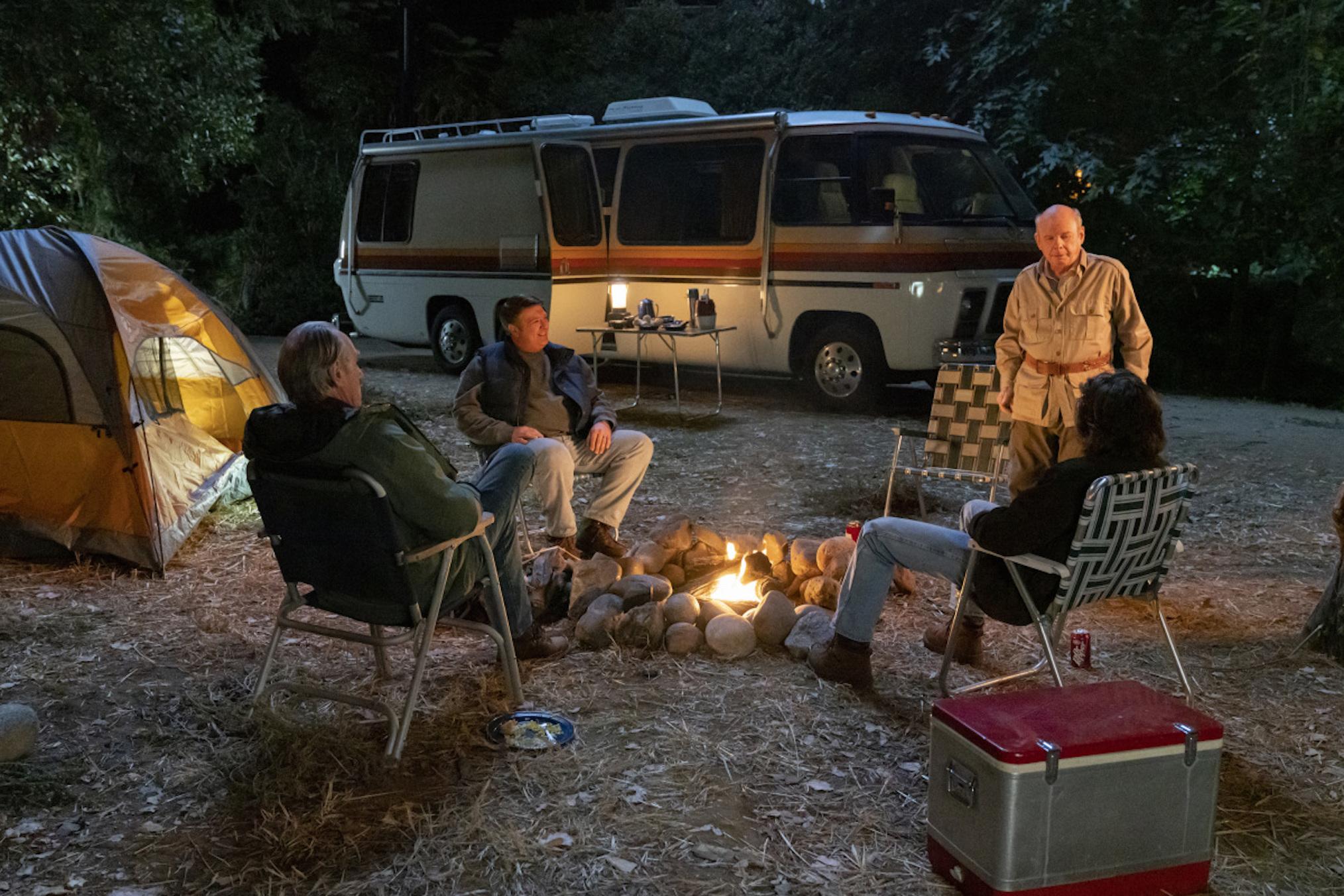 Young Sheldon Season 3 Episode 13 Camping Trip