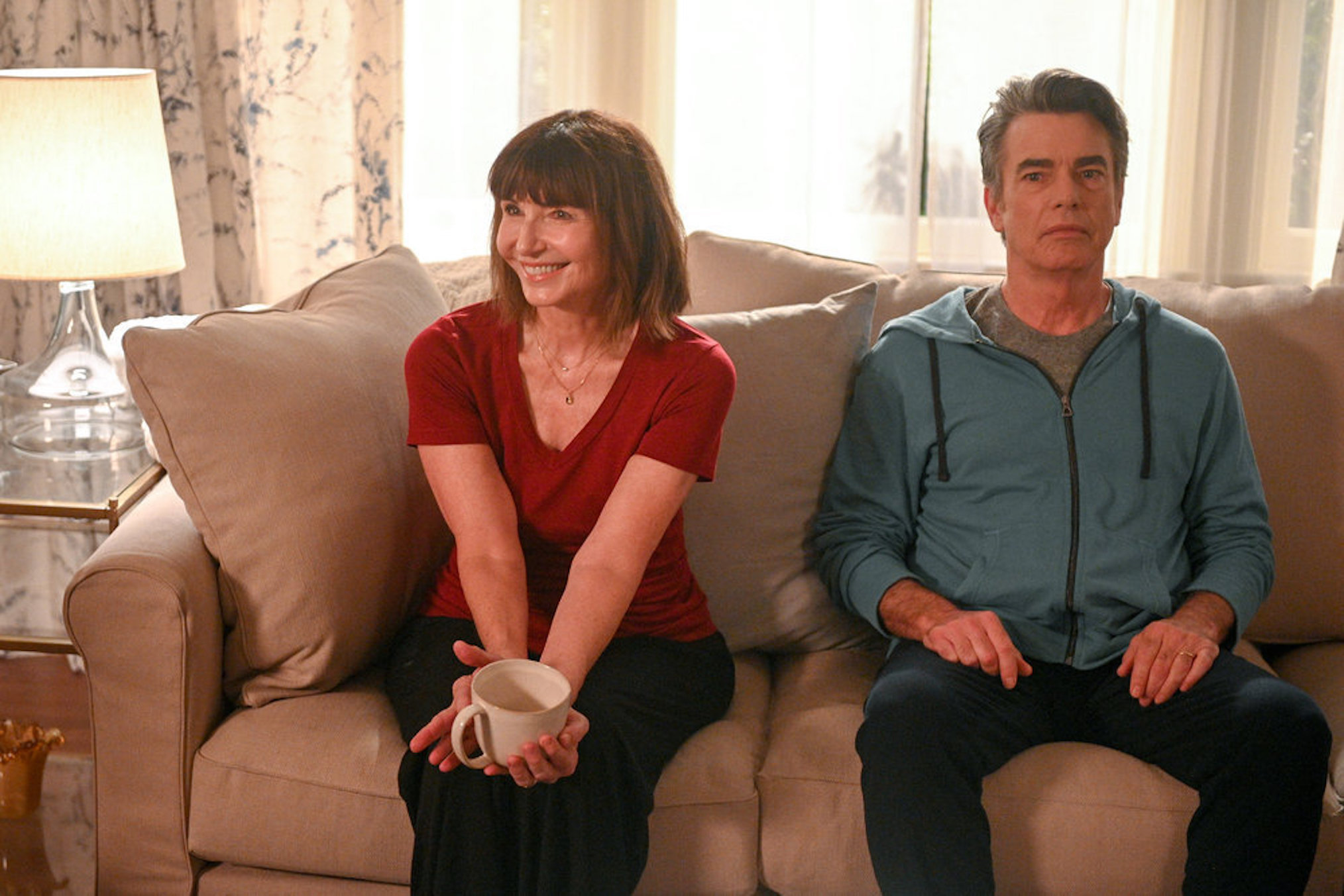 Zoey's Extraordinary Playlist Episode 2 Mary Steenburgen Peter Gallagher