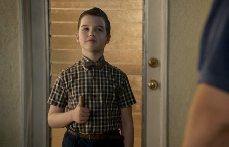 Young Sheldon Season 3 Pasadena