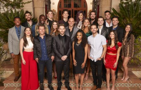 Cast of ABC'S 'The Bachelor: Listen to Your Heart""
