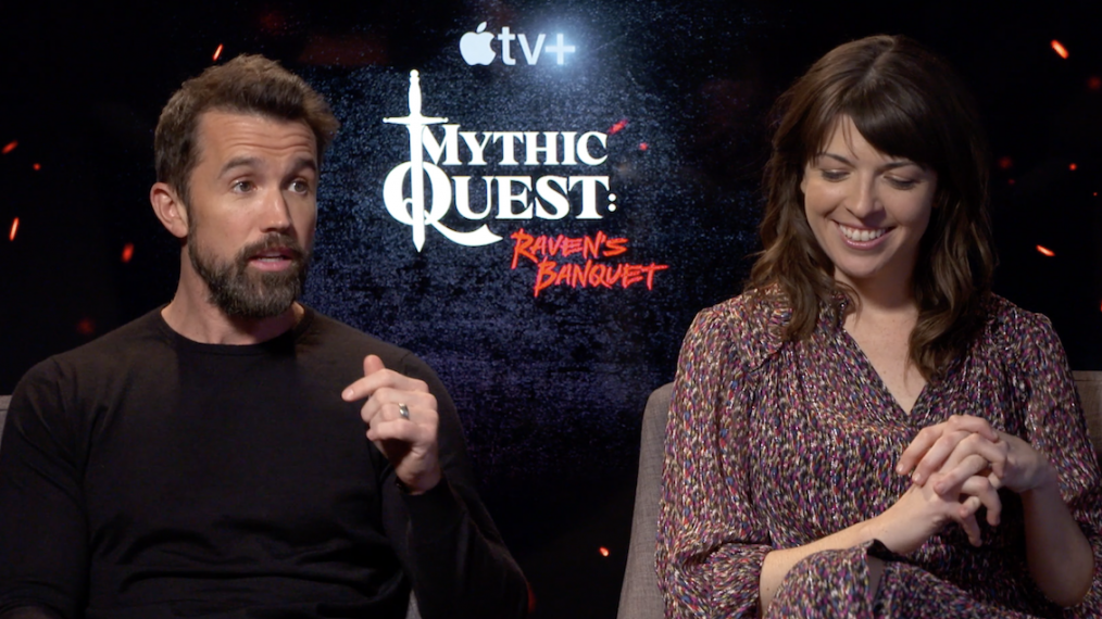 'Mythic Quest' Is More Than 'It's Always Sunny' Meets 'Silicon Valley' (VIDEO)