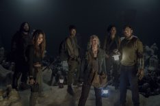 Prepare for Alpha's 'Really Surprising' Move When 'The Walking Dead' Returns