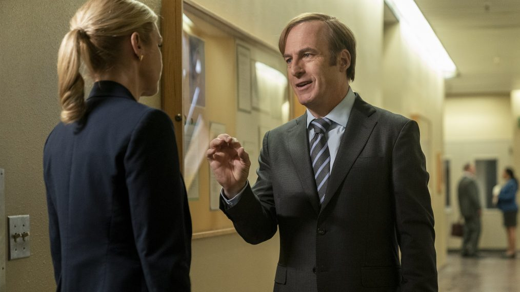 Better Call Saul: Season Five Ratings - canceled