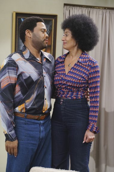 Blackish Tracee Ellis Ross Good Times Hair
