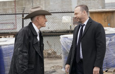 Blue Bloods Lyle Lovett Donny Wahlberg