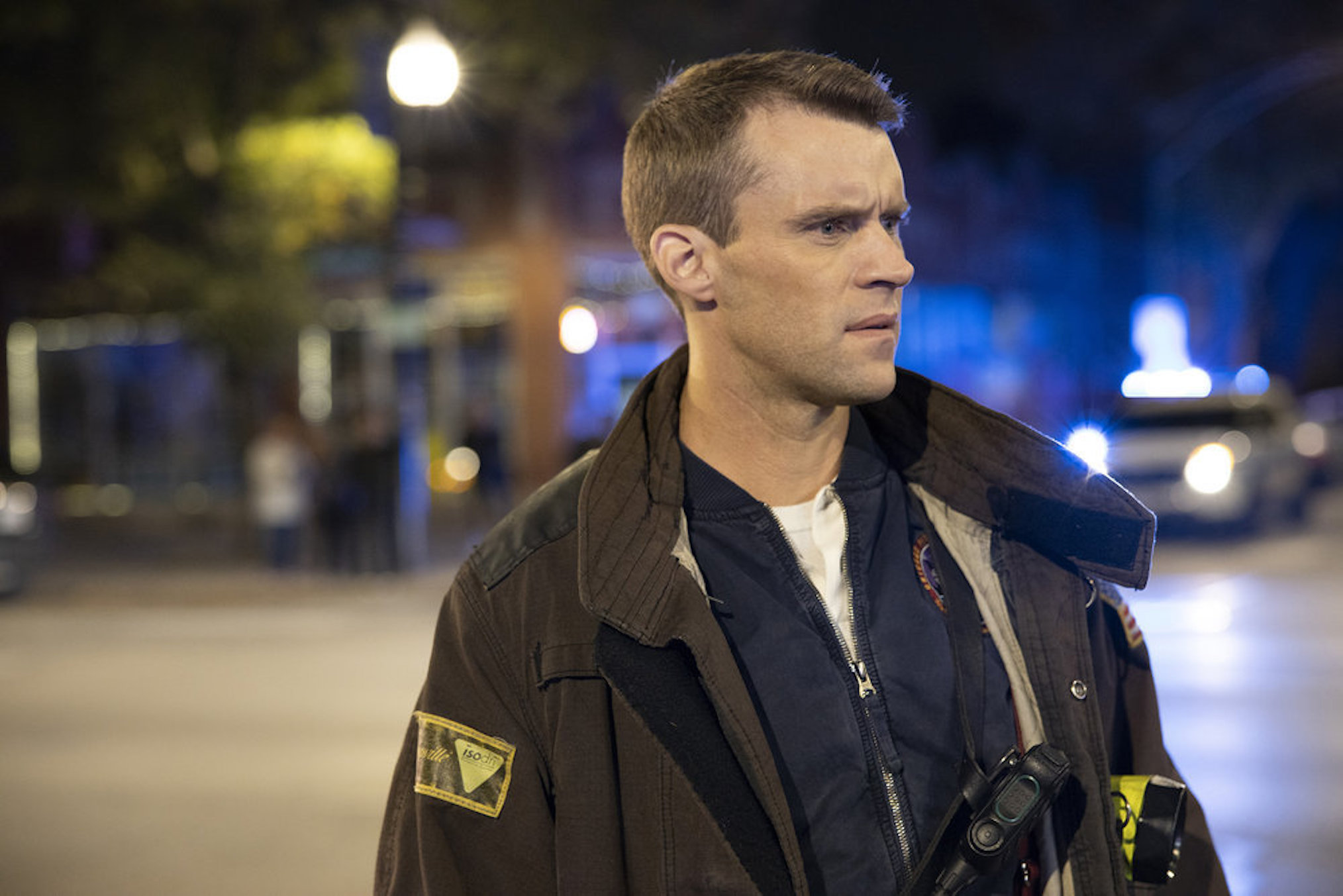Chicago Fire Season 8 Episode 10 Jesse Spencer