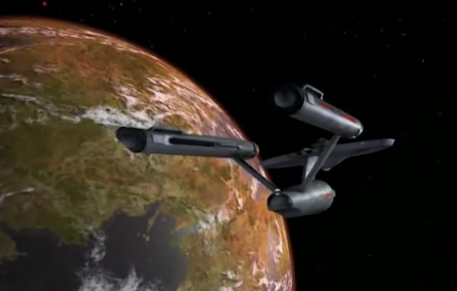 Star Trek Ship Starship Enterprise NCC 1701