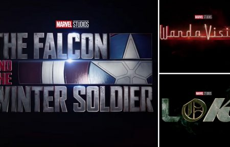 Disney+ Marvel TV Show Logos