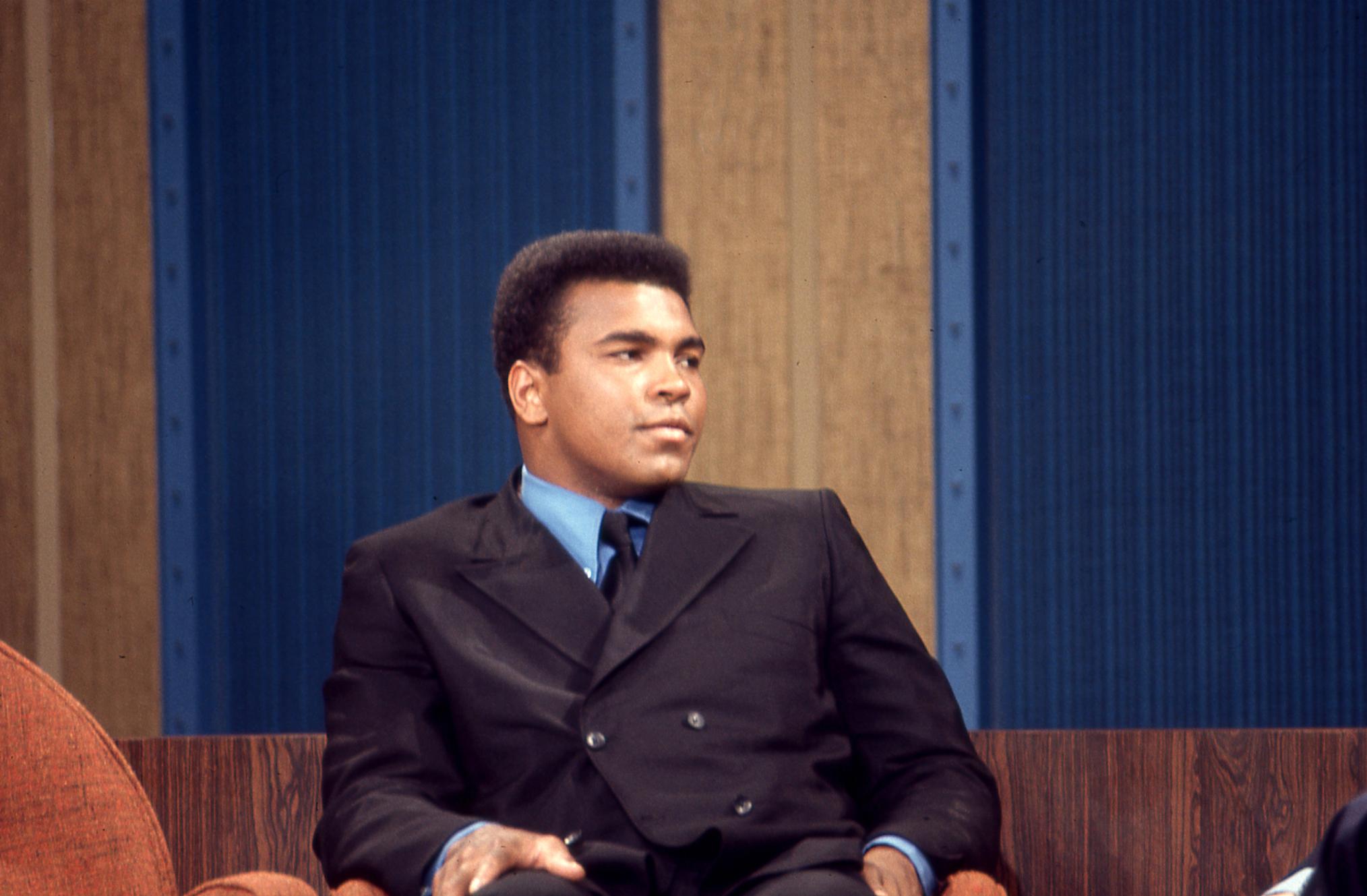 Muhammad Ali Dick Cavett