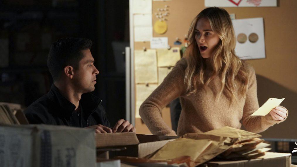 NCIS Season 17 Episode 16 Torres Bishop Investigation