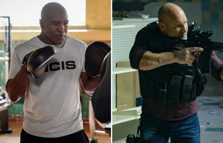 NCIS Los Angeles Season 11 Episode 17 Evander Holyfield Bill Goldberg